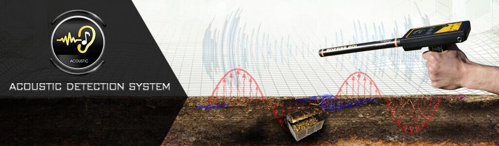 Dispositivos y sistemas de detección acústica