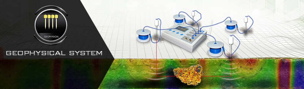 Sistema de levantamiento geofísico
