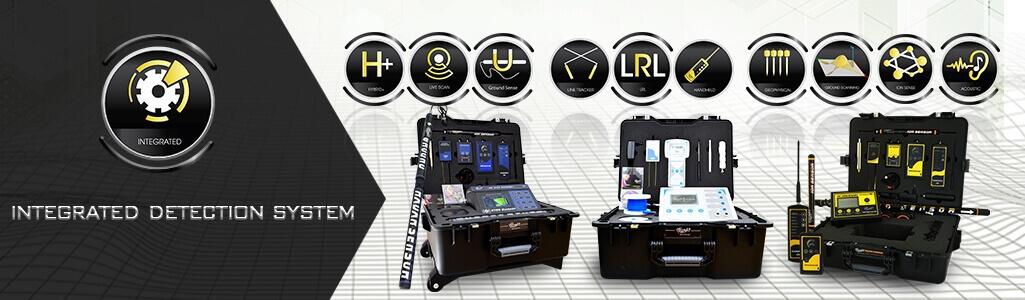 Sistemas integrados de detección y exploración