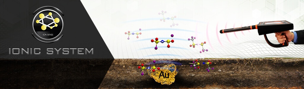 Sistemas y dispositivos de búsqueda de iones